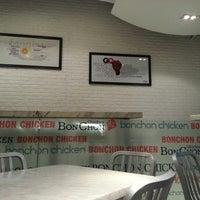 Photo taken at BonChon Chicken by Lance E. on 9/30/2012