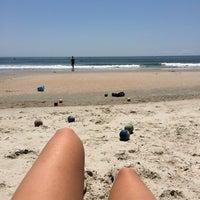 Photo taken at Pawleys Island Beach - 2nd Ave by Dana M. on 6/19/2014