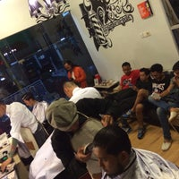 Photo taken at Richdjoe Barbershops Jl. Coklat by Rich D. on 2/20/2015