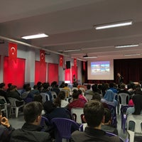 Photo taken at Düzköy Nazım Kayhan Meslekî ve Teknik Anadolu Lisesi by Emre on 3/22/2018