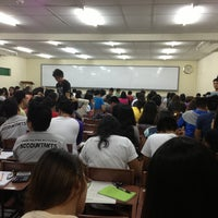 Photo taken at CPA Review School of the Philippines by Xandra H. on 7/3/2013