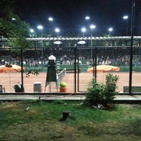 Photo taken at Enghelab Sport Complex by Omid A. on 7/22/2013
