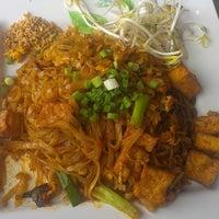 Photo taken at NaraDeva Thai Restaurant by Norberto G. on 7/3/2013