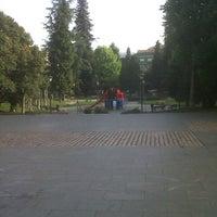 Foto tomada en Parque de Jovellanos por Damián d. el 5/20/2013