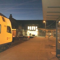 Photo taken at Cuxhaven railway station by Thorsten K. on 3/3/2013