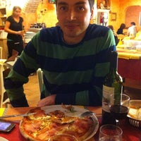 Photo taken at Pizzeria Europa by Dogucan B. on 10/15/2013