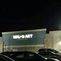 Photo taken at Walmart Supercenter by 🎀Cheryl🎀 on 11/13/2011