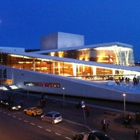 4/16/2011にPer Kristofer W.がOperahusetで撮った写真