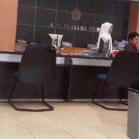 Photo taken at Kantor Pelayanan Pajak Pratama Ciawi by Nina A. on 3/18/2011