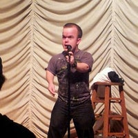 Photo taken at Pepper Belly's Comedy Club by Kevin M. on 12/31/2011