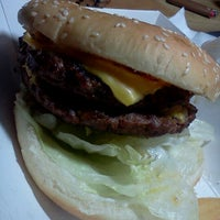 Photo taken at Beep's Burgers by Junior M. on 10/21/2011