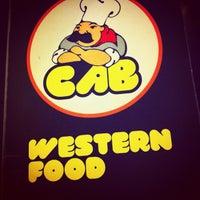 Photo taken at CAB Western Food by Eelynn L. on 5/13/2012