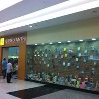 Photo taken at Saraiva MegaStore by Adriano M. on 3/10/2012