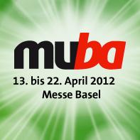Photo taken at muba by Basel City on 3/20/2012