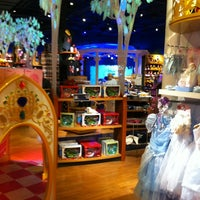 Photo taken at Disney Store by Andrii D. on 4/14/2012
