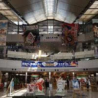 Photo taken at Niigata Airport (KIJ) by just-a-passer-bye on 4/20/2012