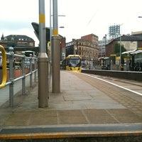 Photo taken at Shudehill Interchange by Edward on 6/28/2012
