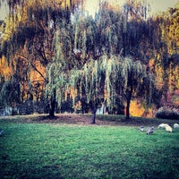 Photo taken at Buttermilk Falls Inn & Spa by WillMcD on 10/18/2013