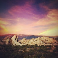 Photo taken at Vasquez Rocks Park by Reyn H. on 3/8/2012