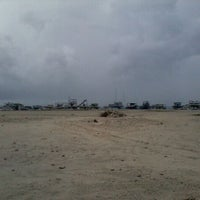 Photo taken at Hulhumale' Sand Mountain by Ahmed G. on 6/4/2012