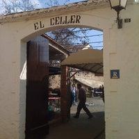 Photo taken at el celler de salomo by Yvonne T. on 3/3/2012
