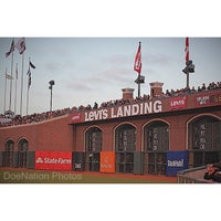 Photo taken at Levi's Landing by Doe D. on 6/27/2014