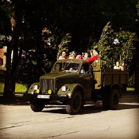Photo taken at Udensroze by Aldis J. on 7/19/2013