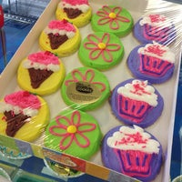 Photo taken at Eileen's Colossal Cookies by Amy B. on 4/12/2014