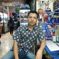 Photo taken at Jalan kembang sepatu by Saifuddin A. on 10/27/2013