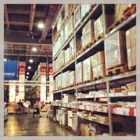 Photo taken at IKEA by Minjia Z. on 7/22/2013