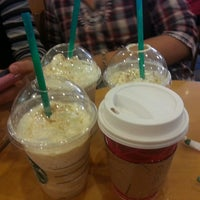 Photo taken at Starbucks by Zaidatul Mazwin AR on 11/10/2013