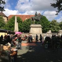 Photo taken at Grand Café Planie by Günter K. on 5/18/2013