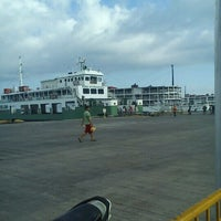 Photo taken at Port of Calapan by JasPen Young [FULL] on 4/6/2013