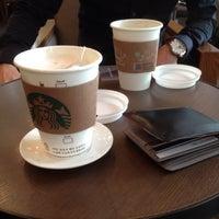 Photo taken at Starbucks by philomenus k. on 5/14/2013
