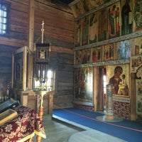 Photo taken at Church of the Intercession by Katy J. on 6/7/2015