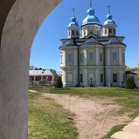 Photo taken at Коневецкий монастырь by Katy J. on 6/7/2017
