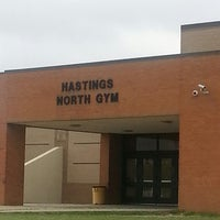 Photo taken at Hastings High School - Alief ISD by Ashley C. on 4/10/2013