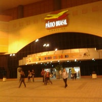 Photo taken at Pátio Brasil Shopping by Rogerio A. on 4/27/2013