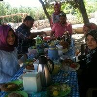 Photo taken at Abacı At Çiftliği by Fatma Ö. on 8/11/2013