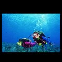 Photo taken at Blue Diving Center by Konstantina-Anthoula K. on 7/13/2013