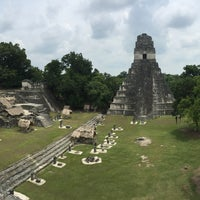Photo taken at Parque Nacional Tikal by Evelyn P. on 8/23/2017