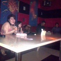 Photo taken at Inul Vizta Family KTV by Alfonsus M. on 3/23/2014