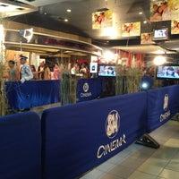 Photo taken at SM Cinema Megamall by Chay U. on 7/7/2013