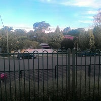 Photo taken at Macquarie Fields Station by Ron U. on 1/17/2016