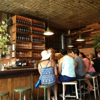 Photo taken at Brooklyn Winery by Phil N. on 7/21/2013