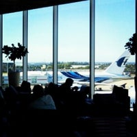 Photo taken at Malaysia Airlines Golden Lounge by Eric Carter H. on 12/17/2012