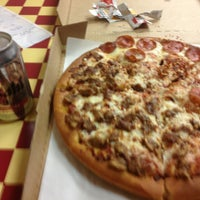 Photo taken at Pizza Hut by Tony F. on 6/14/2013
