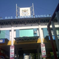 Photo taken at Sungai Nibong Express Bus Terminal by Fareast D. on 10/29/2012