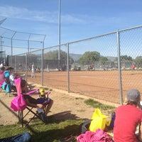 Photo taken at Vet's Field by Nancy on 5/17/2014