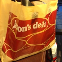 Photo taken at Jason's Deli by O S. on 5/2/2013